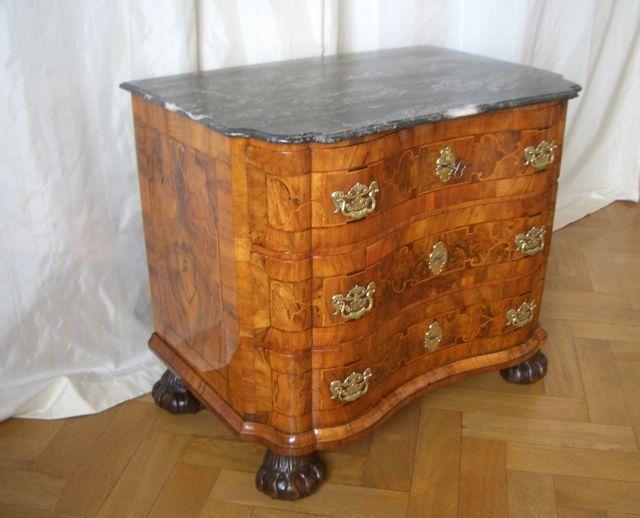 Braunschweiger Barockkommode Um 1750 Antike M Bel Und Antiquit